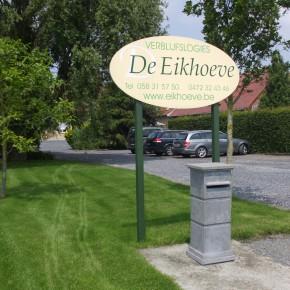 Ingang De Eikhoeve